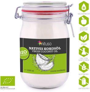 meilleures huile coco mituso