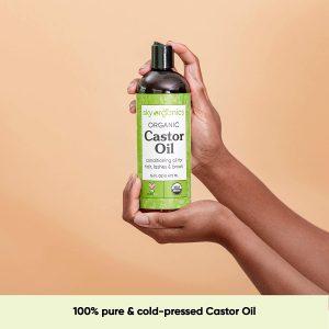 Meilleure huile de ricin bio